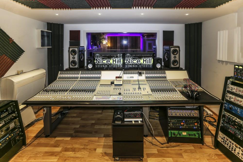 nicehill sound studio studio d 39 enregistrement professionnel fribourg. Black Bedroom Furniture Sets. Home Design Ideas